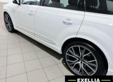 Vente Audi SQ7 4.0TDI 435 7 places Occasion