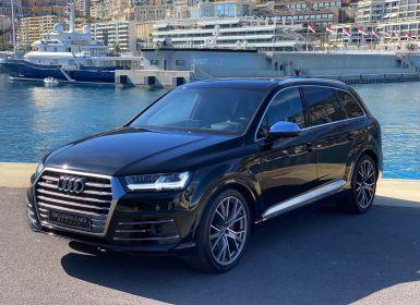 Vente Audi SQ7 AUDI SQ7 QUATTRO 4.0 TDI 435 CV - MONACO Leasing