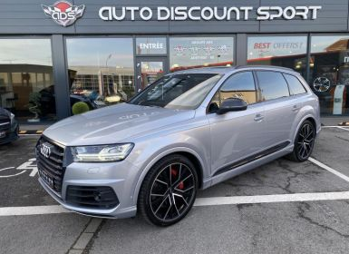 Audi SQ7 QUATTRO 4.0 V8 TDI 7 PLACES Occasion