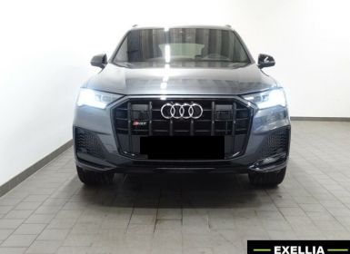 Voiture Audi SQ7 TDI Triptronic  Occasion