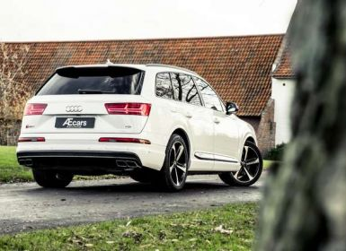 Audi SQ7 V8 TDI - S-TRONIC - 1 OWNER - BELGIAN CAR Occasion