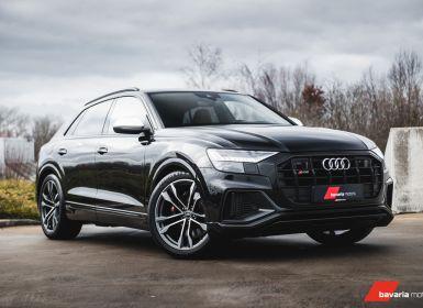 Vente Audi SQ8 4.0 TDI - B&O - AIR SUSPENSION - EXCLUSIVE Occasion