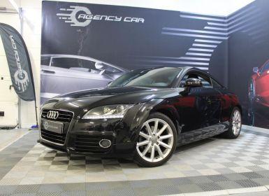 Vente Audi TT 2.0 TFSI Ambition Luxe quattro S tronic 6 Occasion