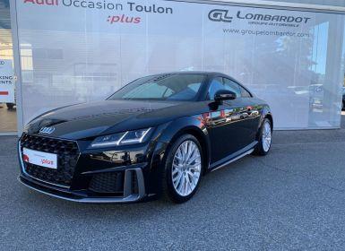 Vente Audi TT COUPE Coupé 40 TFSI 197 S tronic 7 S line Occasion
