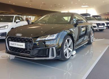 Achat Audi TT COUPE Coupé 45 TFSI 245 S tronic 7 Quattro S line Neuf