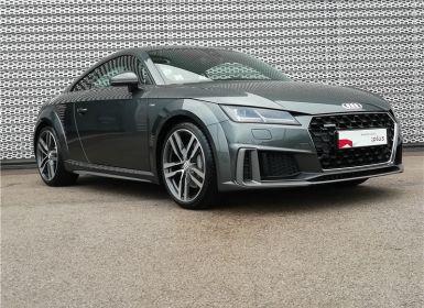 Achat Audi TT COUPE Coupé 45 TFSI 245 S tronic 7 Quattro S line Occasion