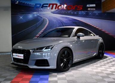 Vente Audi TT Coupé S-Line 2.0 TFSI 230 Virtual Gros Sièges LED Lane Bang Olufsen Cuir JA 20 Occasion