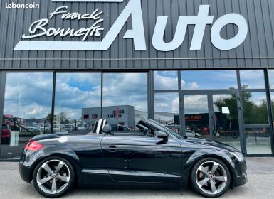 Vente Audi TT Roadster 2.0 TFSI 200 ch S-Tronic / Cabriolet / Rotors Occasion