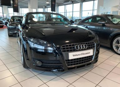 Voiture Audi TT Roadster 2.0 TFSI 200ch S line S tronic 6 Occasion