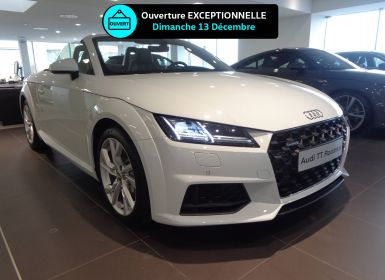 Voiture Audi TT Roadster 45 TFSI 245 S tronic 7 Quattro Occasion