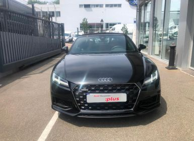 Voiture Audi TT Roadster 45 TFSI 245ch S line quattro S tronic 7 Occasion