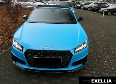 Achat Audi TT ROADSTER 45 TFSI S LINE COMPETITION QUATTRO S TRONIC Occasion