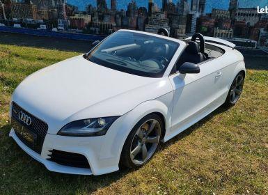 Vente Audi TT Roadster rs plus 360 s-tronic Occasion