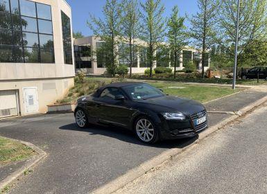 Achat Audi TT Roadster S-Line Occasion