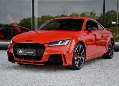 Vente Audi TT RS - - Exclusive Catalunya Red - - Sportdesign Occasion