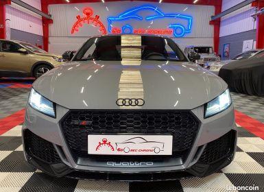 Vente Audi TT RS 2.5 TSI 400 QUATTRO S tronic 7 Occasion