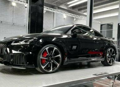 Vente Audi TT RS AUDI TT RS III (2) COUPE 2.5l TFSI 400 QUATTRO S TRONIC 7 PREMIERE MAIN Occasion
