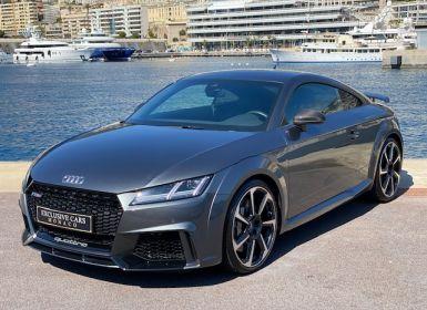 Vente Audi TT RS COUPE 2.5 TFSI QUATTRO 400 CV - MONACO Leasing