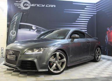 Vente Audi TT RS II 2.5 TFSI 360ch Plus quattro Occasion