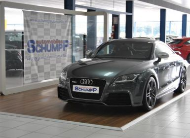 Voiture Audi TT RS QUATTRO 340ch STRONIC 7 Occasion
