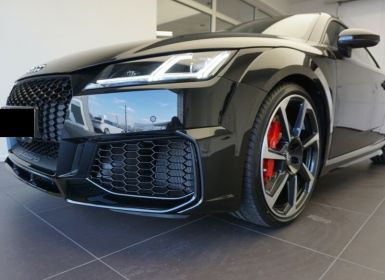 Vente Audi TT RS RS COUPE 2.5 TFSI QUATTRO Occasion