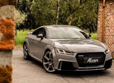 Vente Audi TT RS TTRS - QUATTRO - FULL OPTION - NARDO GREY Occasion
