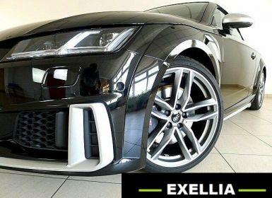 Vente Audi TTS 2.0 TFSI QUATTRO S TRONIC  Occasion