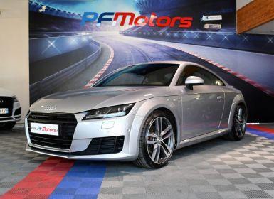 Vente Audi TTS S-Line Quattro 2.0 TFSI 230 S-Tronic GPS Drive Démarrage Sans Clef Semi Cuir Angle Mort Parc assist JA 19 Occasion