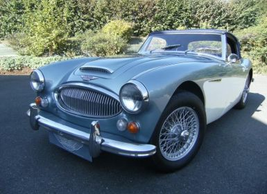 Austin Healey 3000 MK3 PHASE 2 BJ8