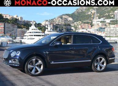 Voiture Bentley Bentayga 6.0 W12 608ch Occasion