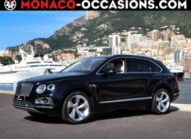 Achat Bentley Bentayga 6.0 W12 608ch Occasion