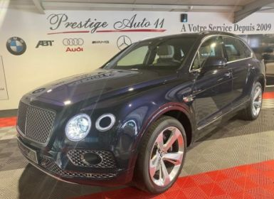 Achat Bentley Bentayga Mulliner Première Main Française TVA Récupérable LOA 1 900 / Mois Occasion