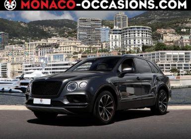 Vente Bentley Bentayga V8 4.0 550ch Occasion