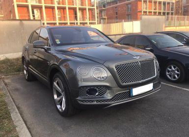 Achat Bentley Bentayga V8 DIESEL 435 4X4 BVA Occasion
