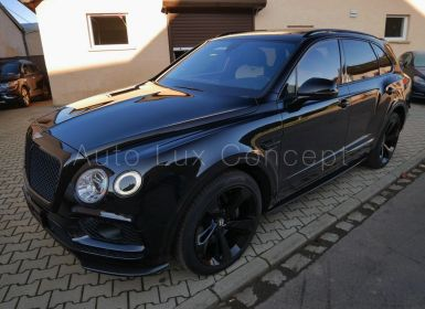 Achat Bentley Bentayga V8 Mulliner, Pack Black (Carbone), Pack City, Pack Touring, NAIM Sound System, MALUS PAYÉ Occasion