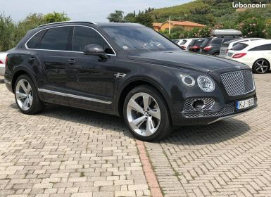 Vente Bentley Bentayga w12 Occasion
