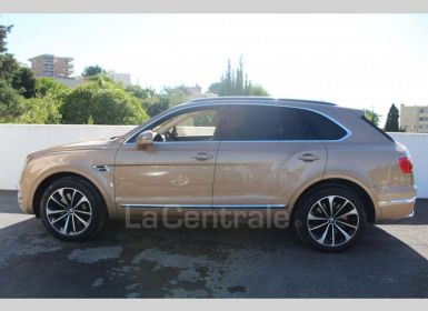Achat Bentley Bentayga W12 6.0 608 4X4 BVA Occasion