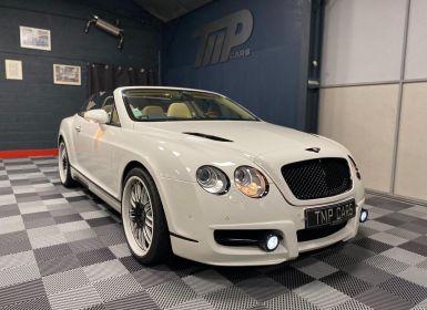 Vente Bentley Continental A CABRIOLET 6.0 W12 Occasion