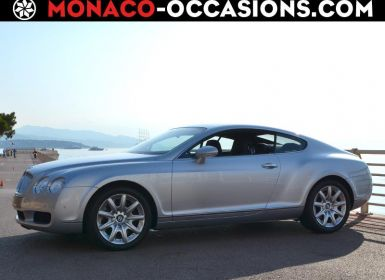 Achat Bentley Continental GT 6.0 Occasion