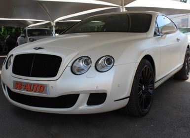Vente Bentley Continental GT 6.0 SPEED Occasion