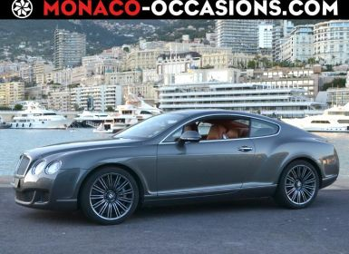 Acheter Bentley Continental GT 6.0 Speed W12 Occasion
