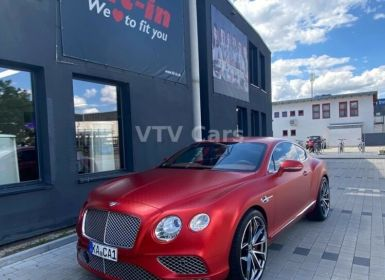 Bentley Continental GT 6.0 W12 GUCCI Occasion