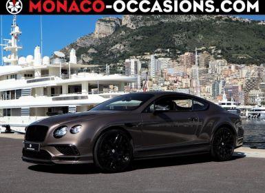 Vente Bentley Continental GT 710ch Supersport Occasion