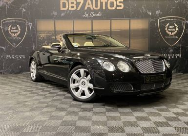 Vente Bentley Continental GT CABRIOLET 6.0 558 Occasion