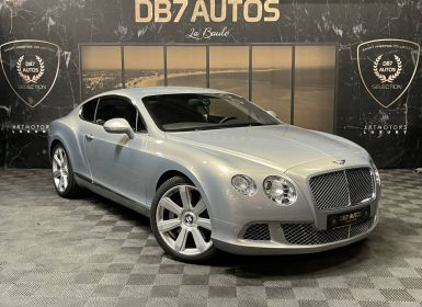 Bentley Continental GT Coupe 6.0 W12 575 ch Occasion