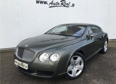 Bentley Continental GT COUPE 6.0 W12 A Occasion