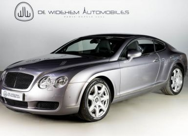 Vente Bentley Continental GT COUPE 6.0 W12 BI TURBO 560 TIPTRONIC Occasion