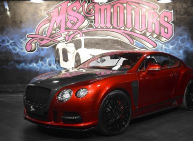 Voiture Bentley Continental GT COUPE W12 MANSORY SANGUIS Occasion