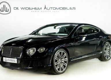Vente Bentley Continental GT II SPEED 6.0 W12 625 Occasion