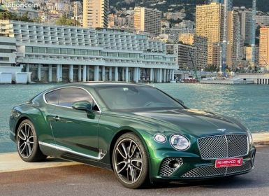 Vente Bentley Continental GT III 6.0 W12 635 cv – 7.600 kms Occasion